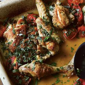 kyllingefilet i stegeso stegetid